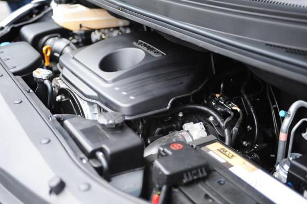 ขุมพลังของ Hyundai H1 2018