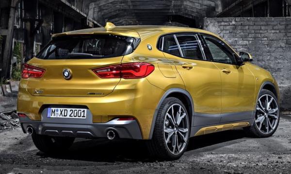 สปอร์ต คูเป้ หรูที่สุด BMW X2 sDrive20i M Sport X