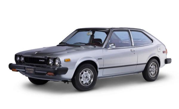 Honda Accord รุ่นแรก