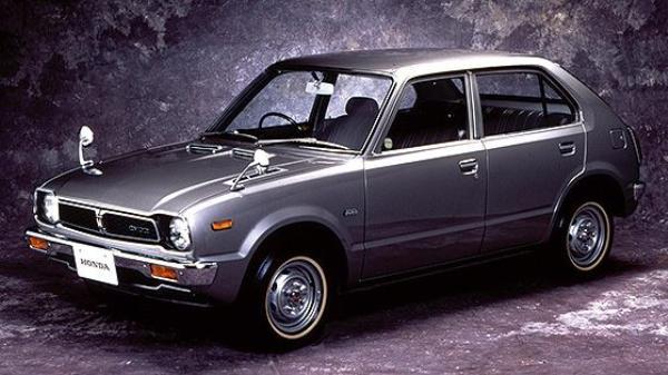 Honda Civic รุ่นแรก