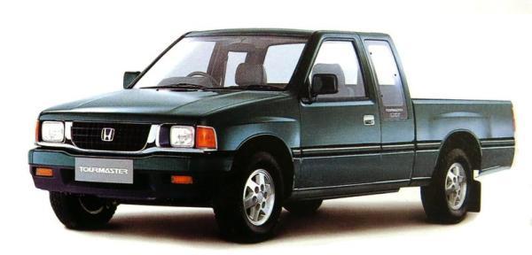 Honda Tourmaster รถกระบะจากฮอนด้าที่ผลิตโดยอีซูซุ