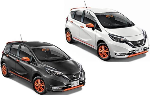 ของแต่งสุดเท่สำหรับ Nissan Note