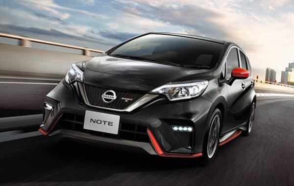 มาดูิอีกรอบความสุดเท่ของ  Nissan Note