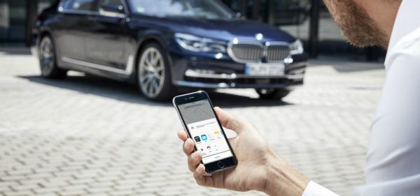 """""""BMW ConnectedDrive""""  เชื่อมต่ออย่างไร้ขีดจำกัด เพื่ออิสระในการใช้ชีวิต"""