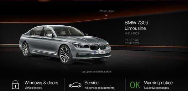 """BMW ConnectedDrive"""