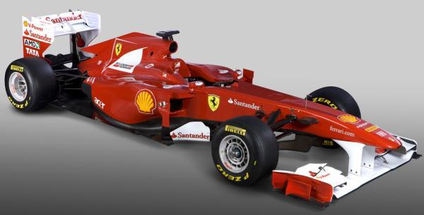 รูปลักษณ์ของรถแข่ง Formula One ที่เห็นกันจนคุ้นตา