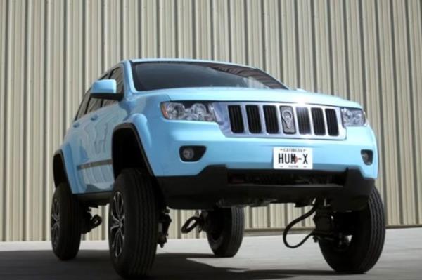 """Hum Rider"" นวัตกรรมรถยนต์ที่ผลิตมาเพื่อฝ่าฝูงชนจราจรอันติดขัด"