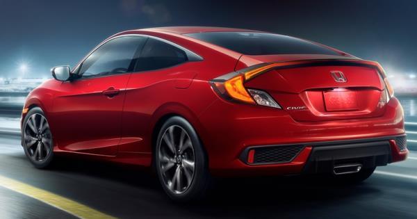 คววมสวยงามของ Honda Civic US Minorchange