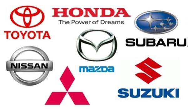 แบนด์ รถยนต์ที่ได้รับความนิยมที่ประเทศไทย