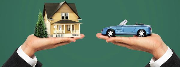 บ้าน VS รถ ซื้ออะไรก่อนดี