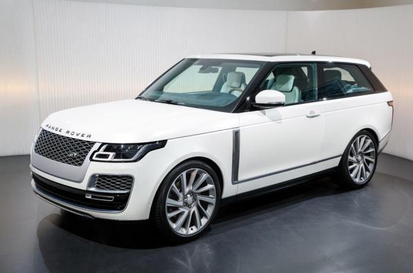 รถ SUV ที่แพงที่สุดของโลก จำชื่อไว้ให้ดี Range Rover SVautobiography