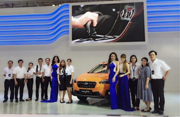 Vietnam International Motor Show 2017