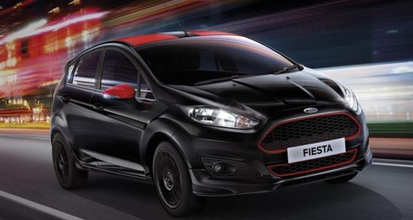 ราคา Ford Fiesta 2018 ล่าสุด