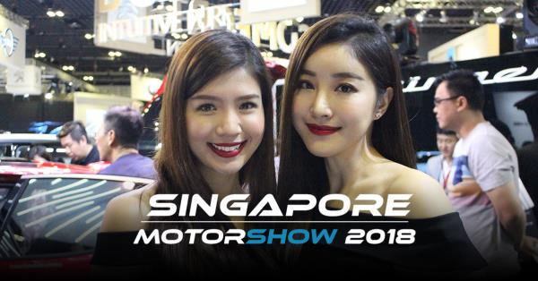 SINGAPORE MOTORSHOW 2018