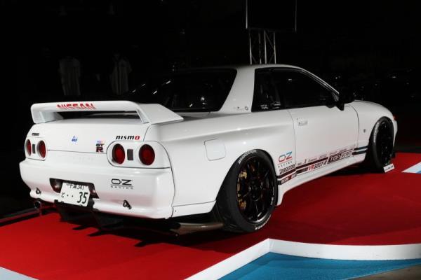 TOPSECRET VR32 GT-R รถแต่งซิ่งจากประเทศญี่ปุ่น