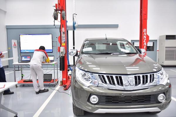 มิตซูบิชิแจ้งให้รถ 4 รุ่นเข้ารับการตรวจสอบถุงลมนิรภัยโดยเร็ว