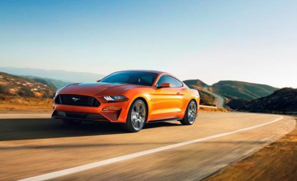 Ford Mustang สปอร์ตคาร์ตัวท็อปบุกไทยแน่