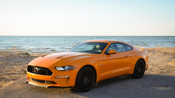 Ford Mustang รุ่น GT