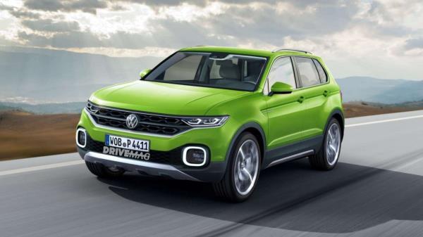 Volkswagen - All new 2019 T-Cross