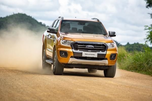 Ford Ranger Wildtrak 2018