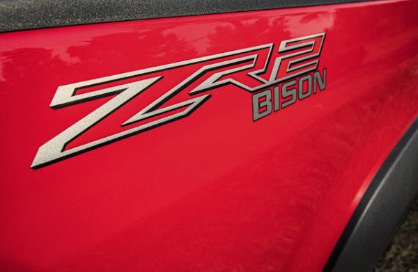 ชม Chevrolet New Colorado ZR2 Bison กระบะออฟโรดแต่งหล่อเอาใจตลาดอเมริกา