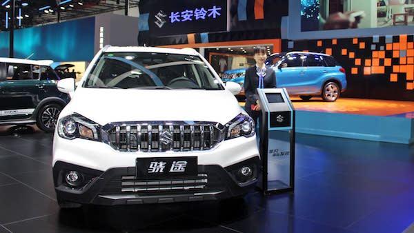 ซูซูกิถอนตัวจากตลาดจีน เนื่องจากตลาดรถเอสยูวีแรงกว่า