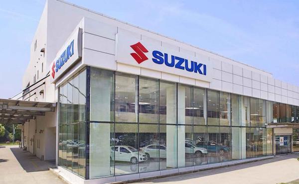 Suzuki ยอมแพ้ ถอยตลาดจากจีน