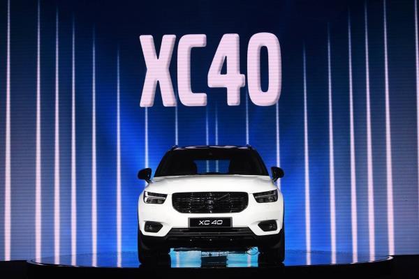 ใหม่ ราคา  Volvo XC40 2018 วอลโว่ XC40 ล่าสุด