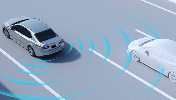 Toyota Camry กับระบบความปลอดภัย Toyota Safety Sense