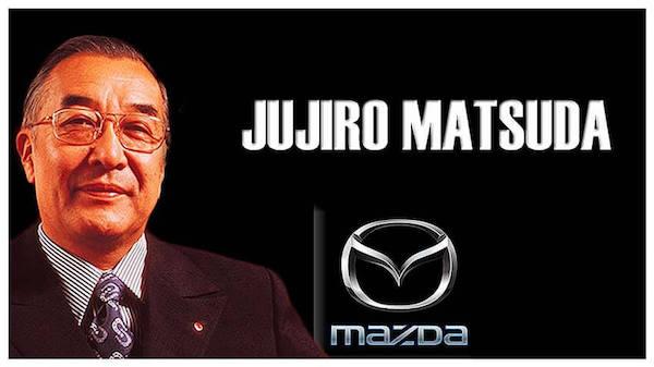 JUJIRO MATSUDA ผู้ก่อตั้ง Mazda
