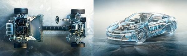 เครื่องยนต์ BMW i8 Roadster