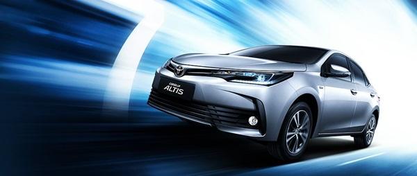 รวบรวมคอมเม้นท์  Toyota Altis 2018 ดีจริงไหม?