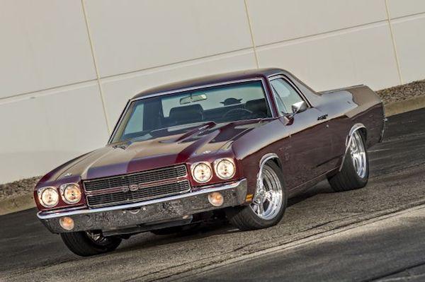 Chevrolet El Camino 454 SS (1970)