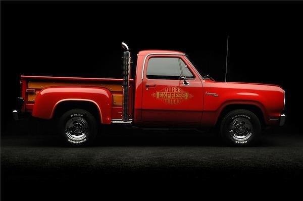 Dodge Lil 'Red Express (1978)