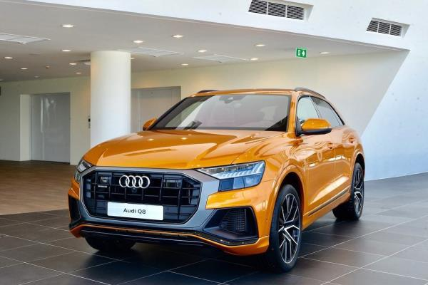 ราคา Audi Q8 2020