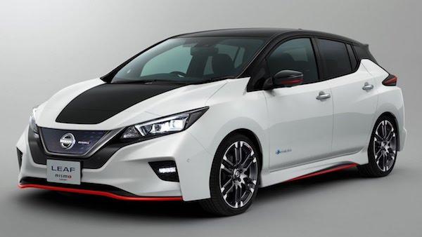 Nissan Leaf กับพลังงาน e-Powertrain
