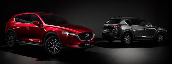 CX-5 กับการออกแบบที่ดีที่สุด ชัดเจนอันความเป็นรถจาก Mazda