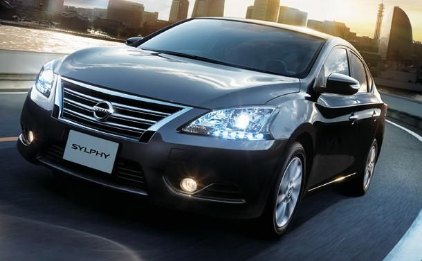 Nissan SYLPHY 2018