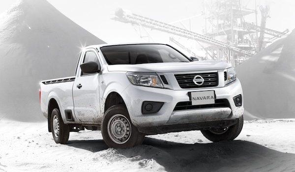 Nissan navara 2018 ยอดรถกระบะพันธุ์แรง