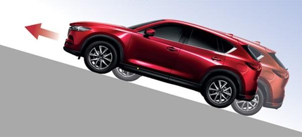 ความปลอดภัยของ Mazda CX-5 2018