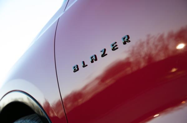 เปิดราคาแรก Chevrolet Blazer 2019 มีดีที่รูปลักษณ์