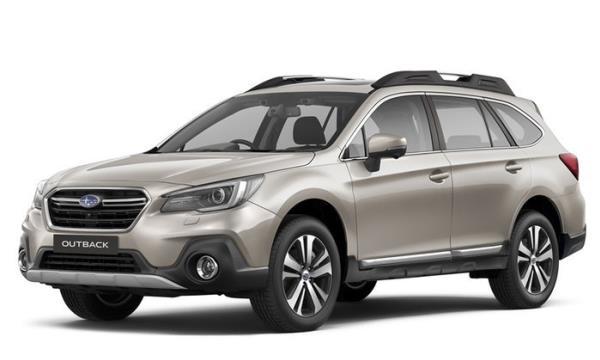 ดีไซน์ภายนอกของ Subaru Outback 2018