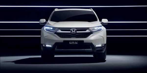 Honda CR-V 2018 ตอบโจทย์ไลฟ์สไตล์ของครอบครัว