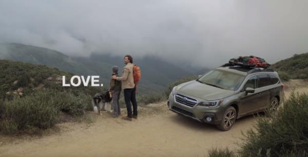 The New Subaru Outback 2.5i-S