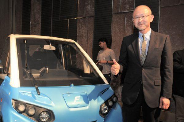 FOMM One รถยนต์ไฟฟ้าขนาดเล็กเตรียมผลิตในประเทศไทยพร้อมจำหน่ายต้นปีหน้า