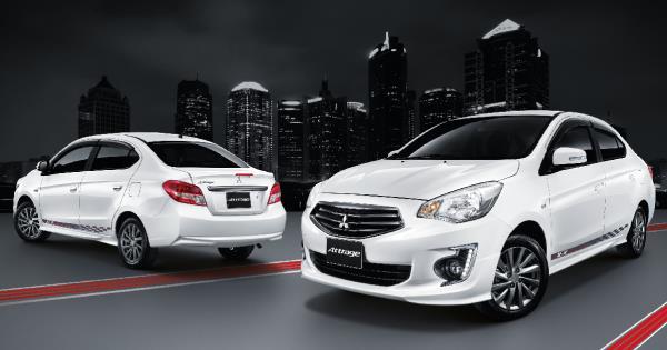 Mitsubishi Attrage 2018 กับโฉมใหม่ทันสมัยยิ่งกว่าเคย