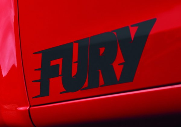 Isuzu D-Max Fury รุ่น Limited Edition