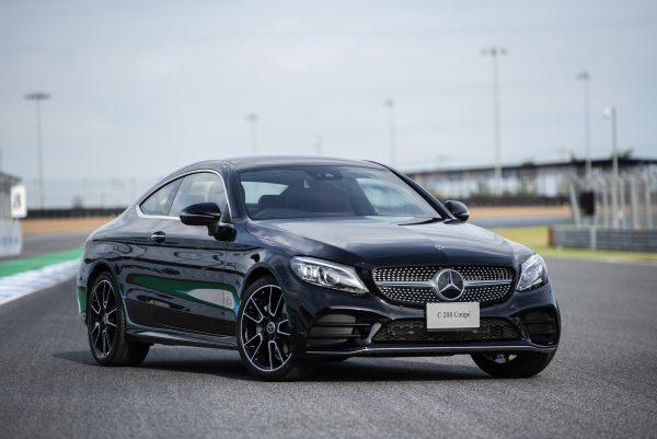Mercedes-Benz C 200 Coupé AMG Dynamic