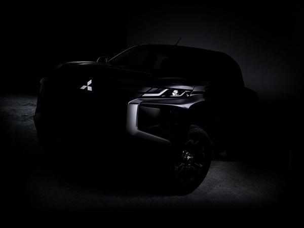 เตรียมตัวพบกับ Mitsubishi Triton 2018 คาดว่าจะเปิดตัวในงาน Motor Expo 2018