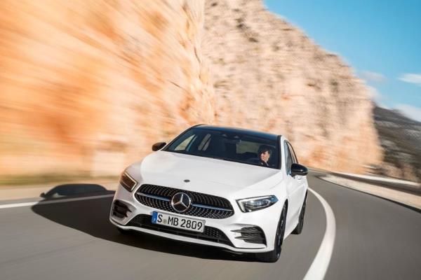 รถหรู Mercedes-Benz